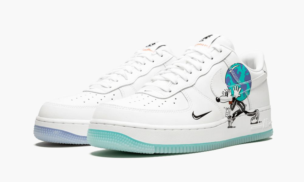 Air Force 1 Flyleather QS