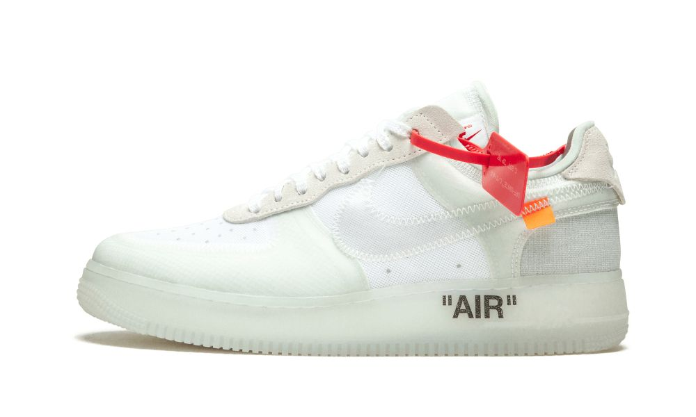 The 10 : Nike Air Force 1 Low